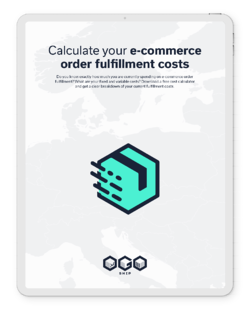 Download order fulfillment cost calculator