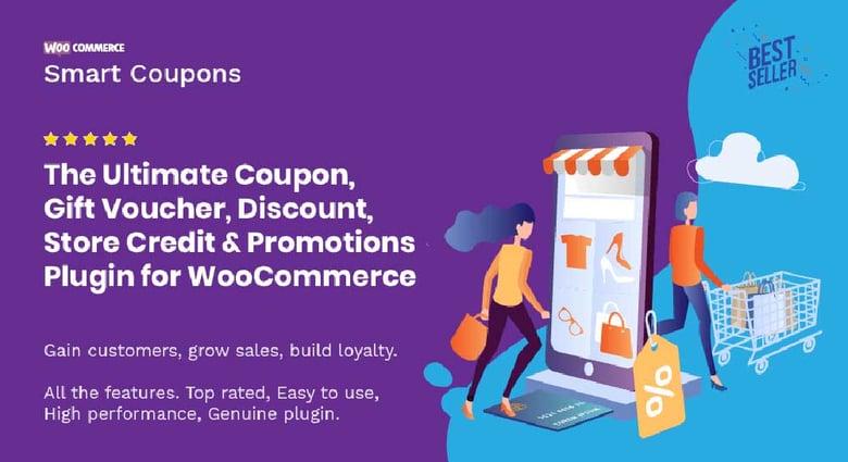 Smart Coupons WooCommerce plugin