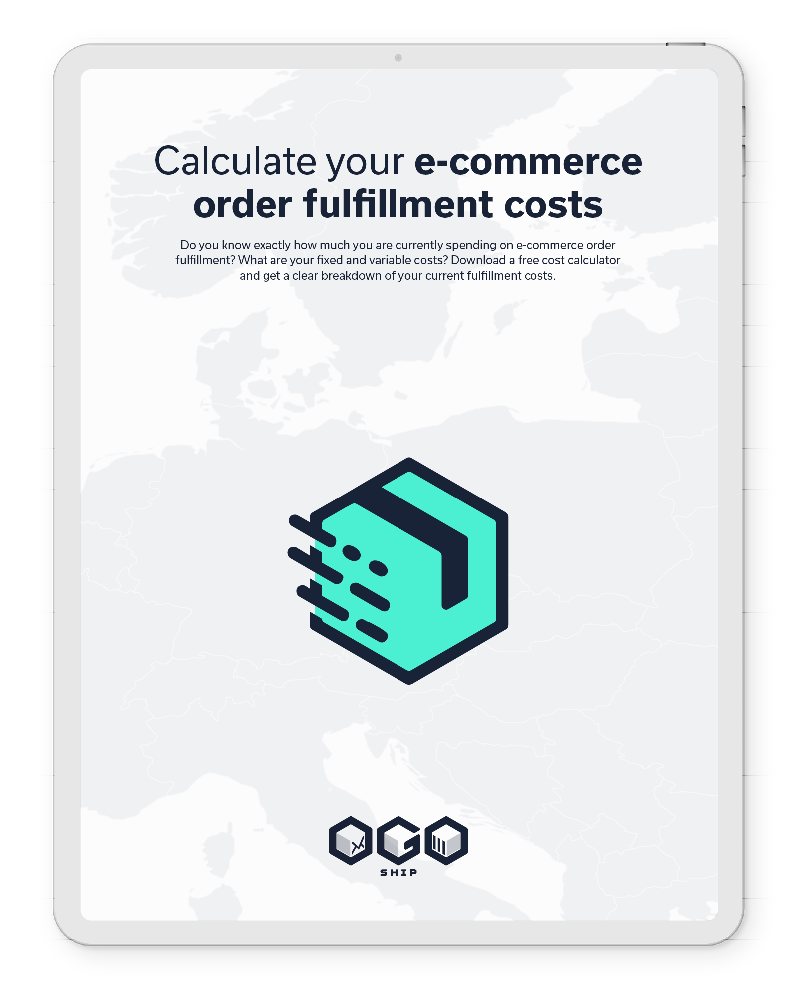E-commerce Order Fulfillment Calculator | OGOship