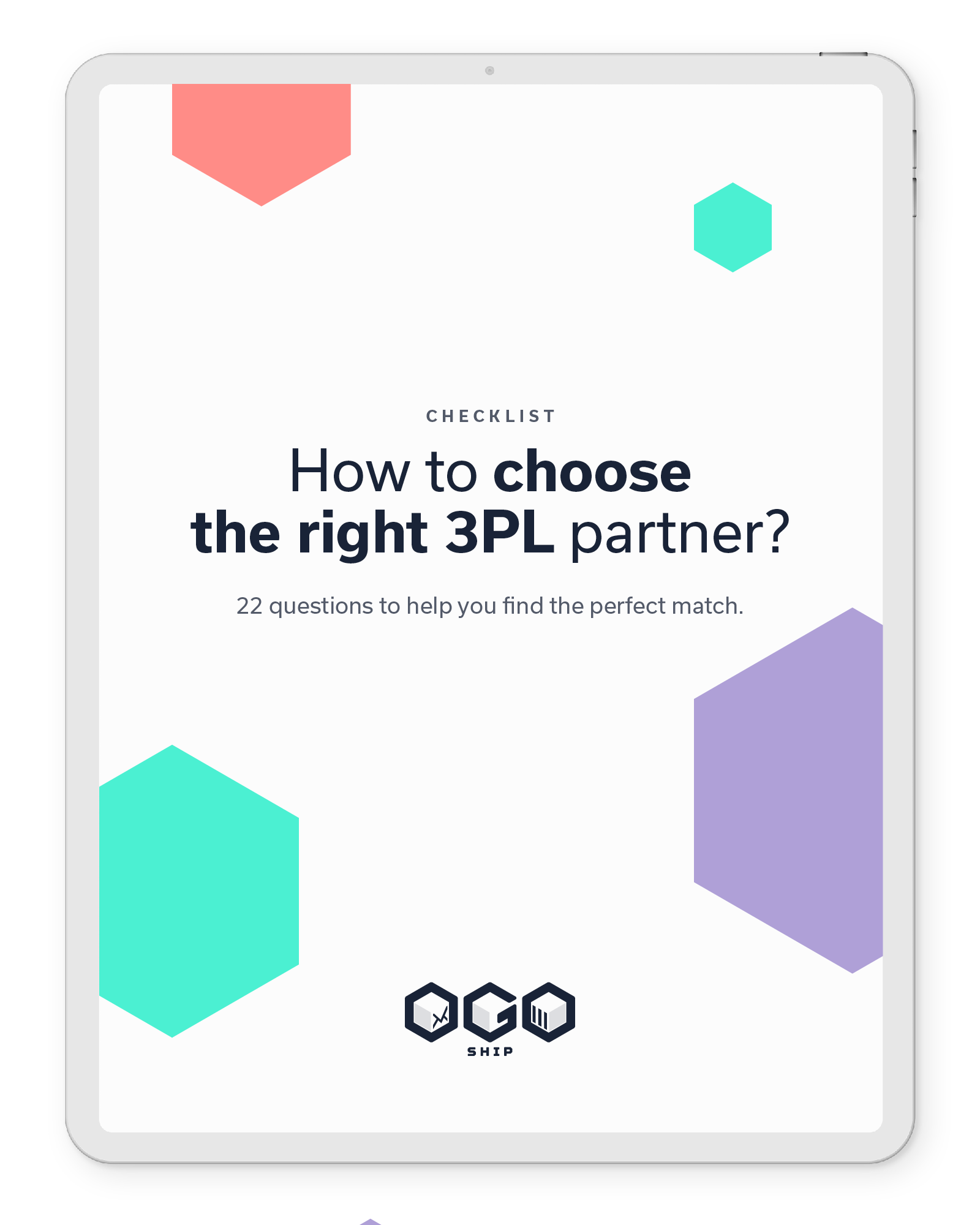 How to choose  the right 3PL partner