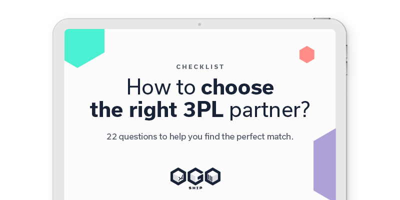 How do I choose the right 3PL partner?