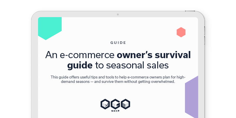 Survival guide to seasonal sales for e-commerce businesses