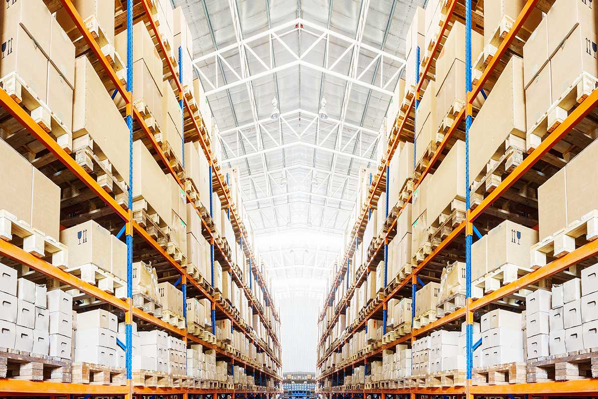 What is multi-warehousing?